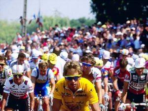 LeMond at Tour de France
