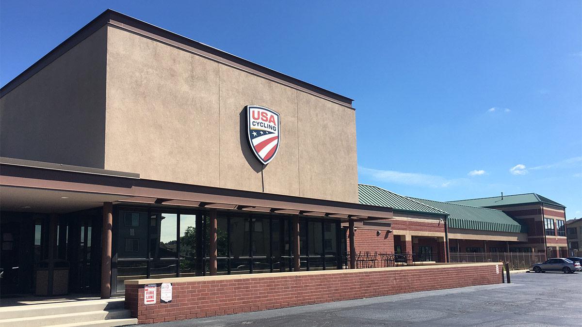 USA Cycling Facility - Colorado Springs, CO
